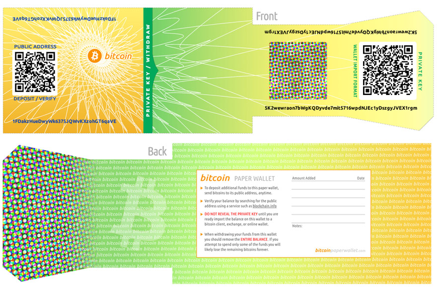 btc-paper-wallet-คืออะไร