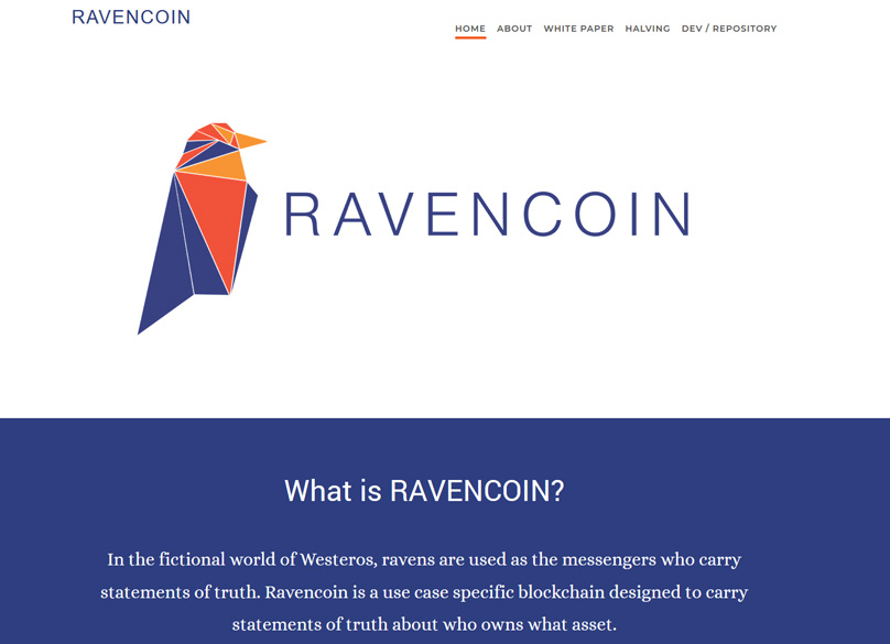 ravencoin-คืออะไร
