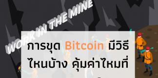 การขุด bitcoin